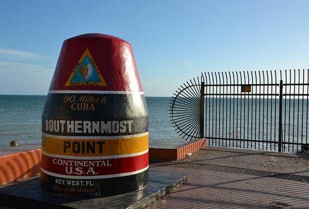 Southernmost Point Keys