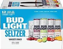 Bud Light Seltzer - Variety 12 Pack