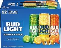 Bud Light - Peels Variety 12 Pack