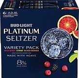Bud Light Platinum Seltzer - Variety 6 Pack