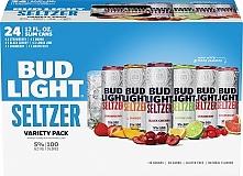 Bud Light Seltzer - Variety 24 Pack