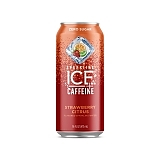 Sparkling Ice+Caffeine - Strawberry Citrus