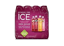 Sparkling Ice - Variety 12 Pack Purple