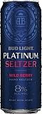 Bud Light Platinum Seltzer - Wild Berry