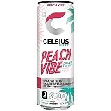 Celsius - Sparkling Peach Vibe