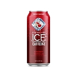 Sparkling Ice+Caffeine - Cherry Vanilla
