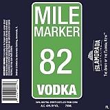 Islamorada Distilling - Mile Marker 82 Vodka