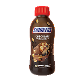 Snickers Flavored Milk