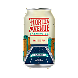 Florida Avenue Brewing - Lager
